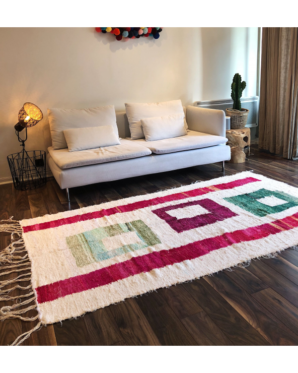 Tapis kilim marocain
