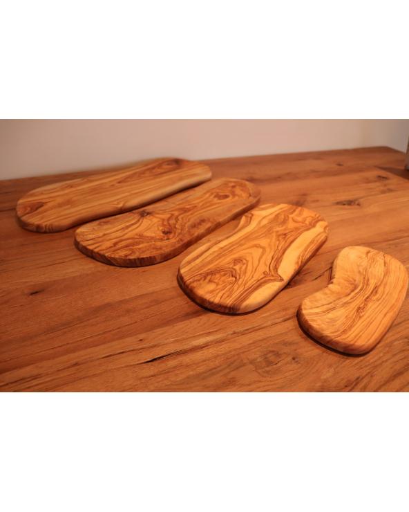 Planche à decouper rustique (BOIS D'OLIVIER)