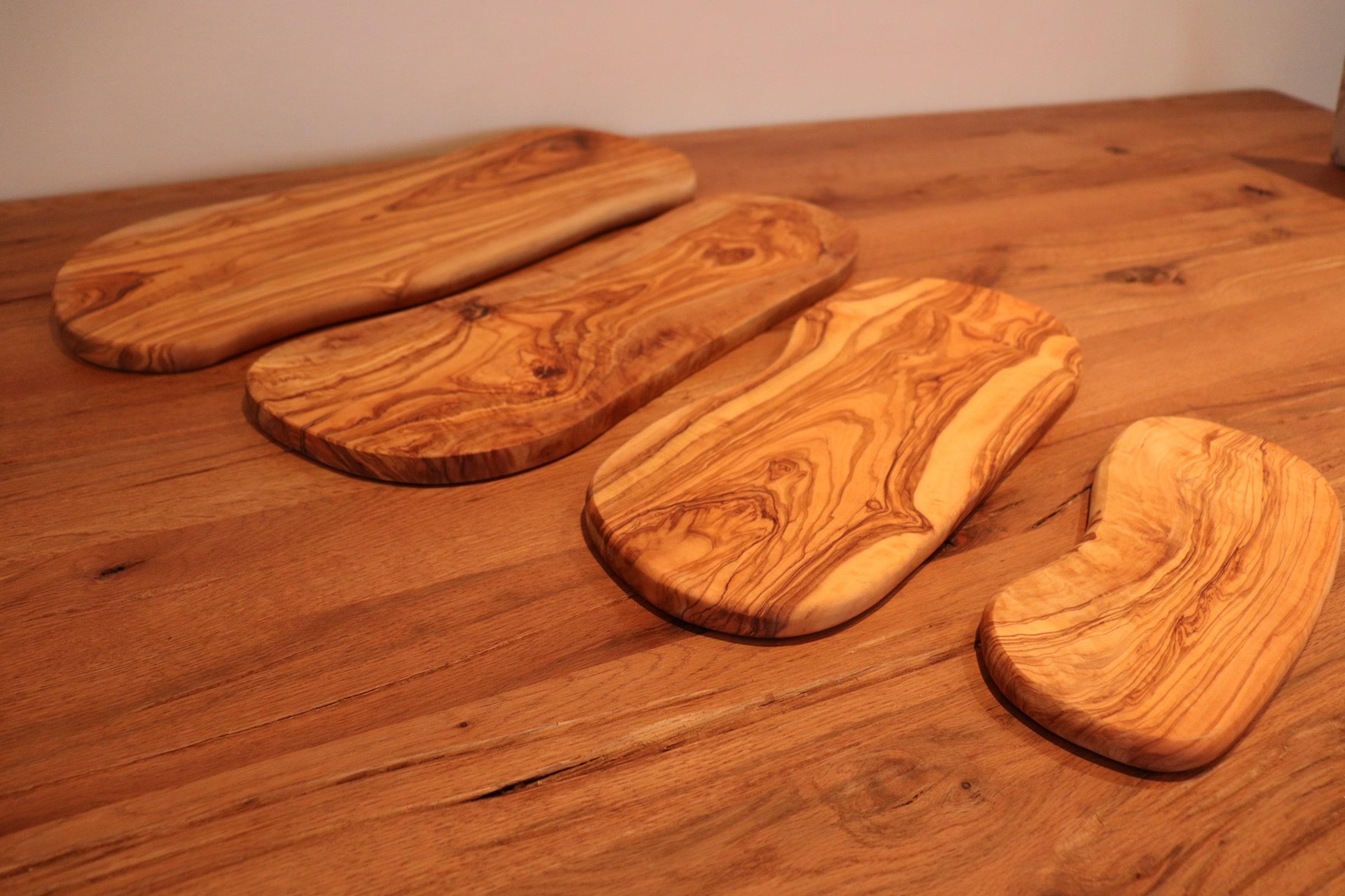 Planche à decouper bois olivier