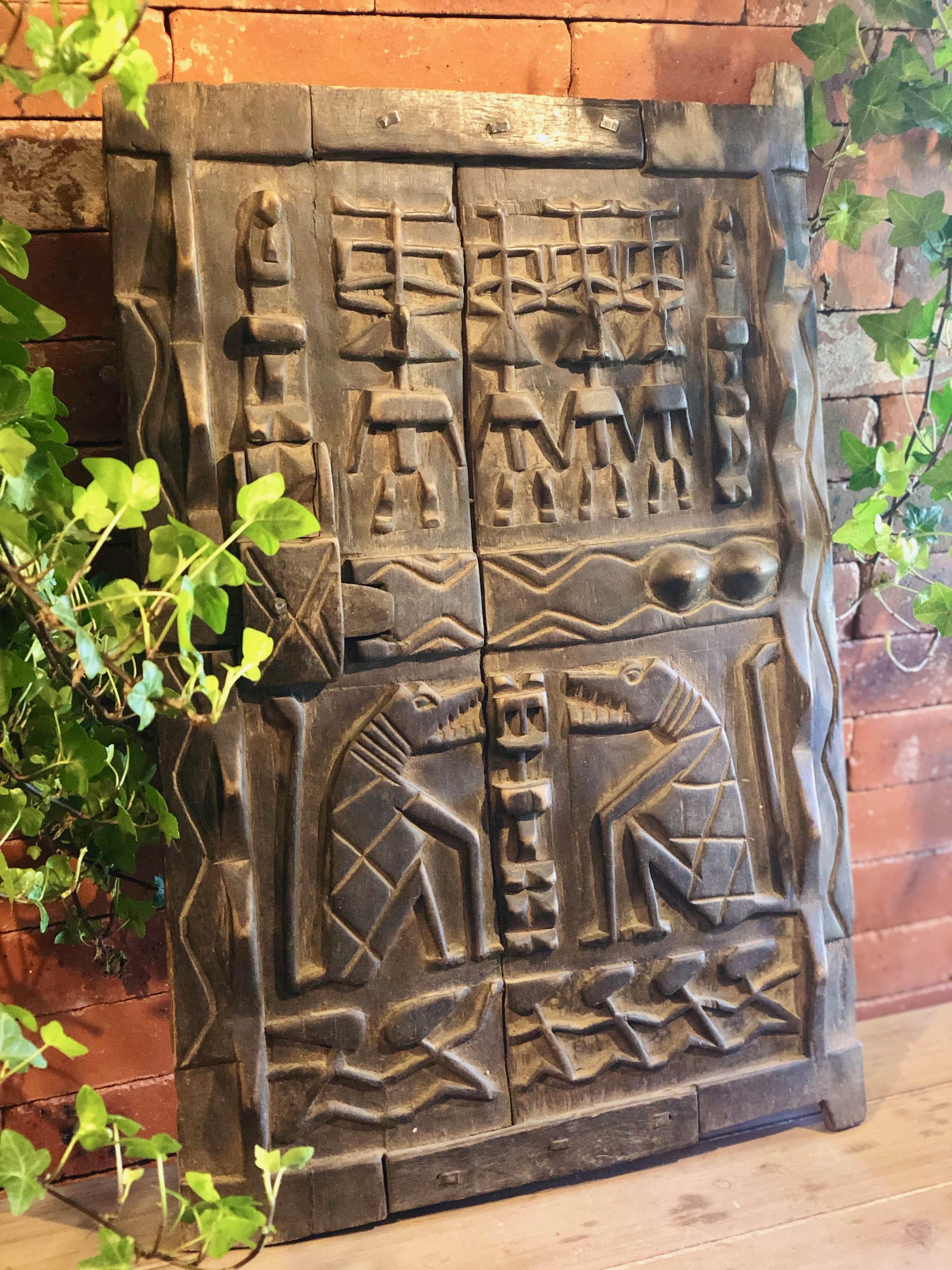 Porte Dogon Mali