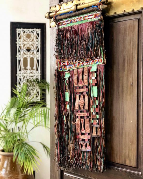 Panneau décoratif Touareg