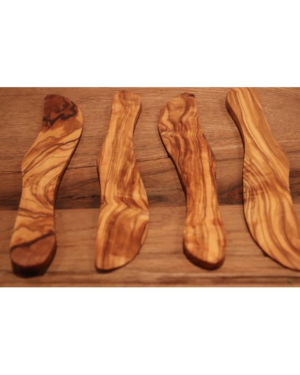 Couteau à tartiner (Bois d'olivier)