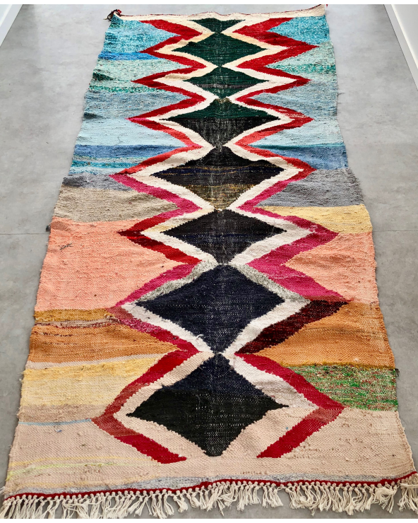 Kilim marocain (2,70m x 1,12m)