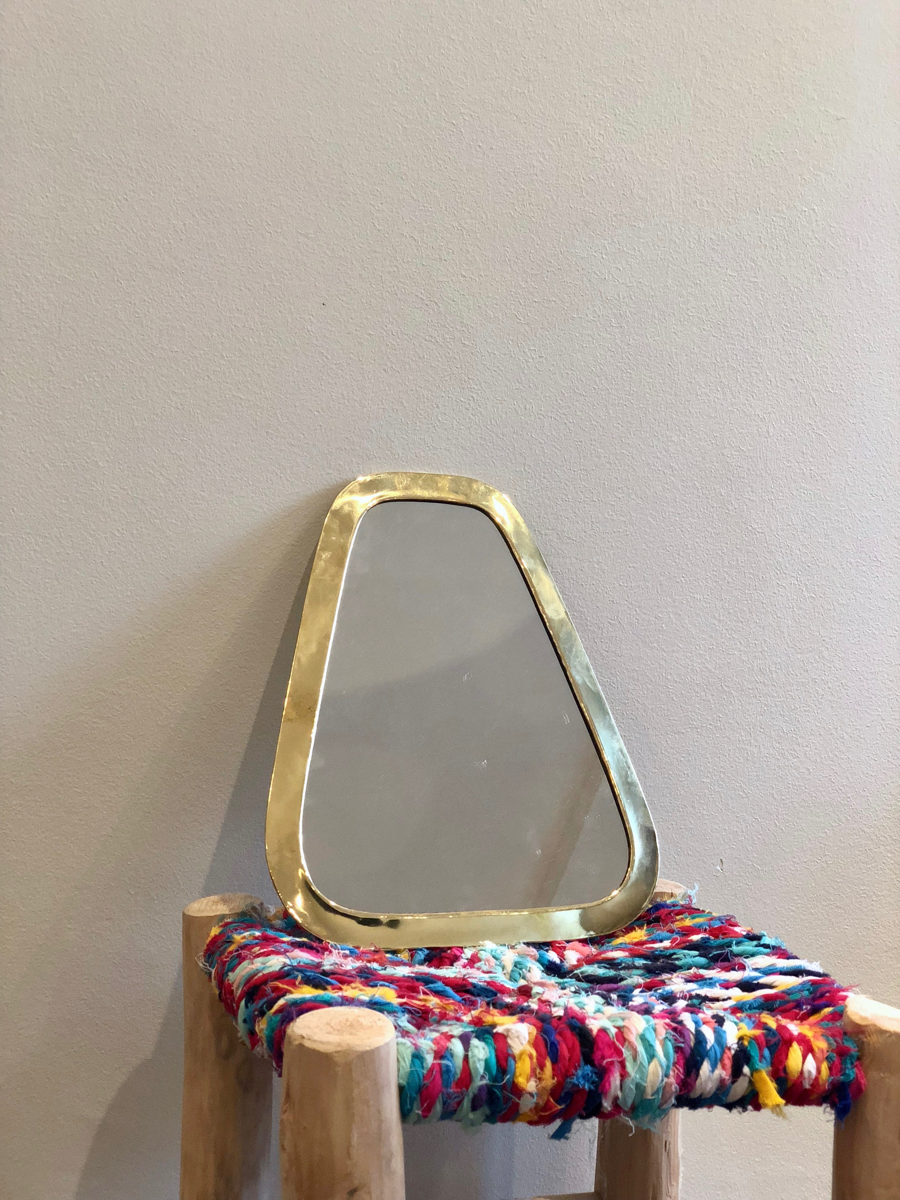 Miroir Trapèze