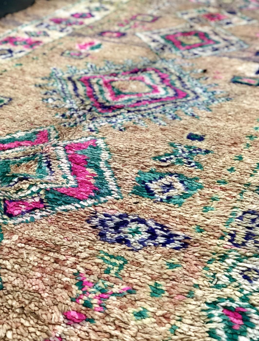 Tapis berbère Boujad | Maisons Nomades