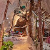 🌵Envie d'évasion ? On vous fait decouvrir l'ambiance «ethno-chic» de Azulik Tulum, un de nos hôtels préférés à Tulum 🇲🇽. Découvrez nos produits sur www.maisonsnomades.com et créer vous aussi votre propre ambiance «ethno-chic». Soyez nomade 😘 Photo by @azuliktulum • • • #azuliktulum #azulik #azulikhotel #interioraddict #interiordesign #interiorinspo #nomad #nomadexplorer #bohochic #bohostyle #boholuxe #nomadlifestyle #instahome #instadeco #instadecoration #decoaddict #homeinterior #homesweethome #treasurehunter #adressesecrete #hotelinsolite #maisonsnomades #tulumstyle #tulumvibes #hoteltulum