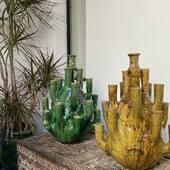 ➰Pièce unique de notre artisan à Tamegroute, disponible en pré-commande. Pièce artisanale entièrement fait main à Tamegroute, petite ville aux portes du désert marocain, plus d'infos sur maisonsnomades.com ou par MP.  • • • • • • • #poterietamegroute #poterietamegrout #tamgroutepottery #vaiselle #vaisellemarocaine #tamgrout #interioraddict #interiordesign #interiorinspo # #ethnochic #instahome #instadeco #instadecoration #decoaddict #homeinterior #homesweethome #treasurehunter #moroccandecor #handmade #maisonsnomades#ethnochic