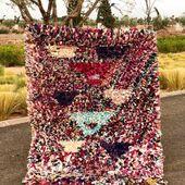 Nouvelle collection de tapis boucherouite, en ligne dès la semaine prochaine !! • • • #tapisboucherouite #tapisboucharouette #boucherouite #boucherouiterug